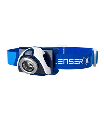 STIRNLAMPE SEO 7R LED LENSER